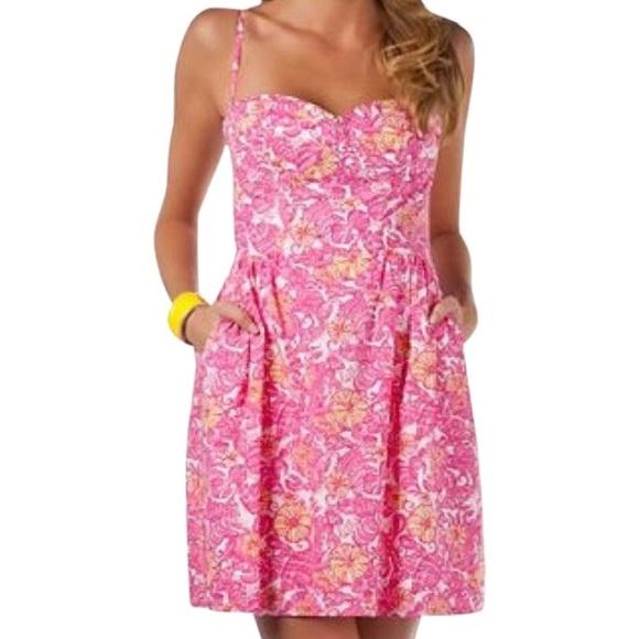6d705b48f51b4d Lilly Pulitzer Dresses & Skirts - Lilly Pulitzer Chum Bucket Georgie Dress